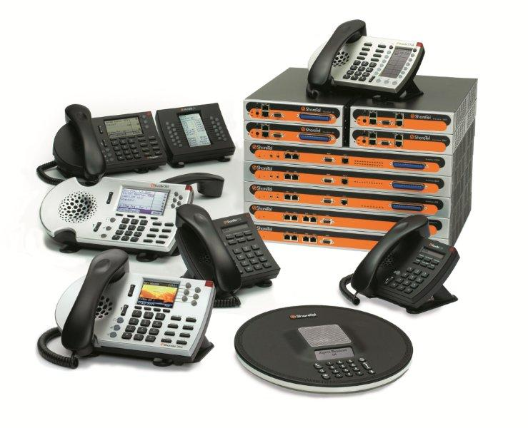 ShoreTel Phones, Shoreware Director