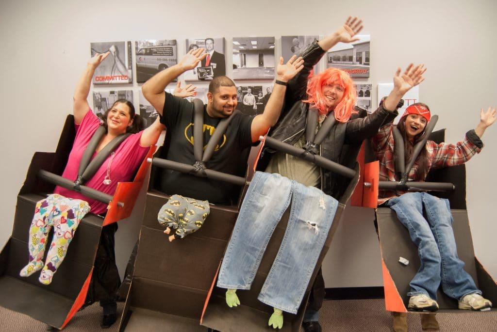 Team 2: Roller Coaster