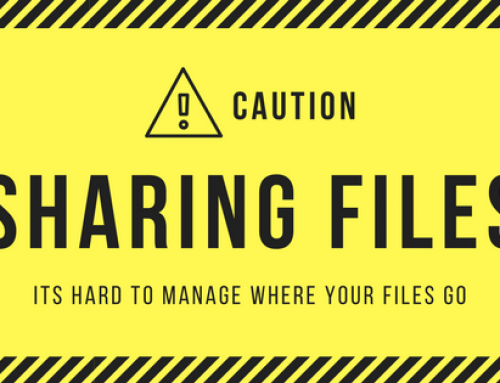 How Law Firms Share Data Files